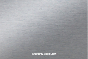 Brushed Aluminum Thermoplastic Sheet
