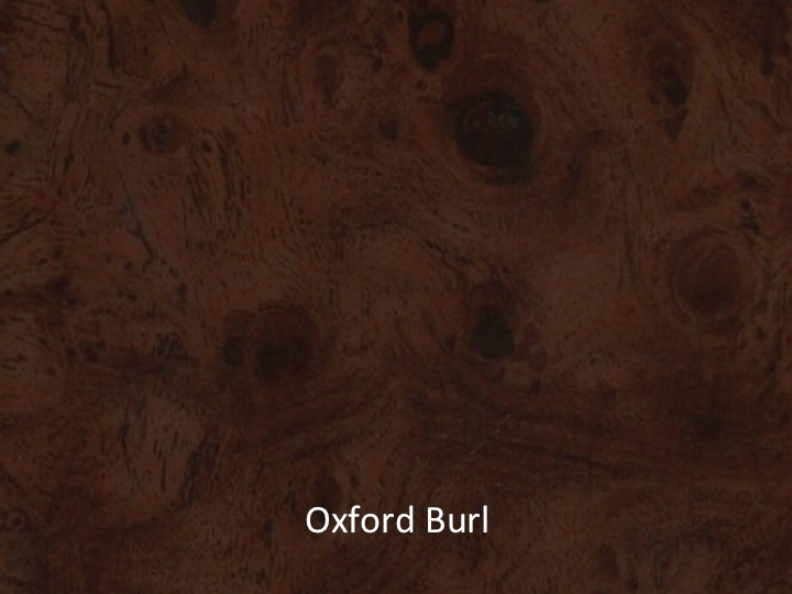 Oxford Burl